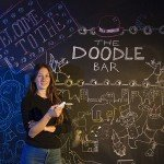The Doodle Bar, London.
