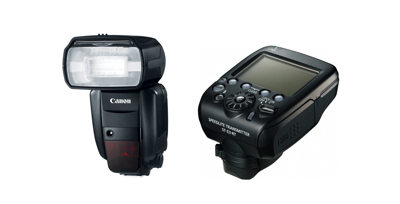 The Canon's new Speedlite 600EX-RT & Speedlite Transmitter ST–E3 ...